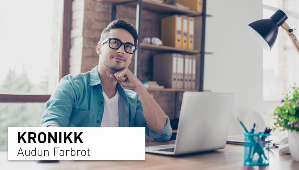 – Heldigvis er det mulig å trene seg opp til å skrive tekster som beveger og berører leserne og får dem til å gjøre som du vil. Men da kan du ikke bare skrive til hodet. Du må koble inn følelser og engasjement for å treffe hjerterøttene til leseren, skriver kronikkforfatteren. (Foto: Shutterstock / NTB Scanpix)
