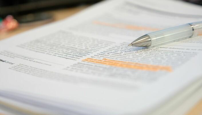 Fafo korrigerer omstridt rapport