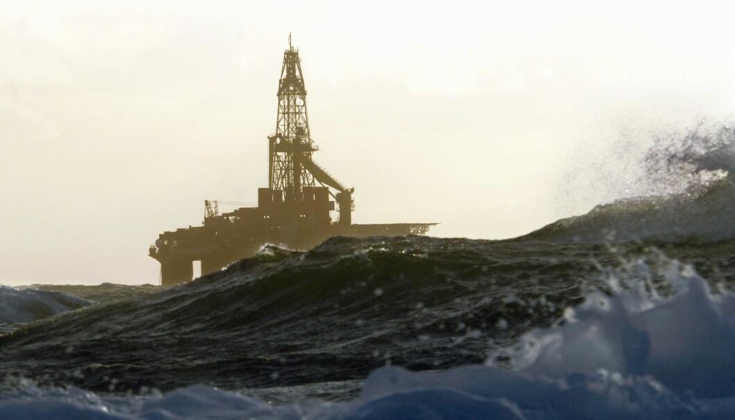 Når oljen oppfattes som norsk er det ikke bare fordi den finnes på vårt territorium, men også fordi den knyttes til nasjonale gullaldre, skriver Camilla Ruud. (Foto: AFP, Marcel Mochet, NTB scanpix)