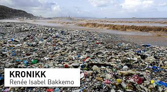 Sopp kan hjelpe oss i kampen mot plast på avveie