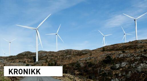 Energieffektive bygg er avgjørende i det grønne skiftet