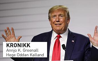 Oversettelser av Trumps kontroversielle uttalelser speiler norske avisers politiske ståsted