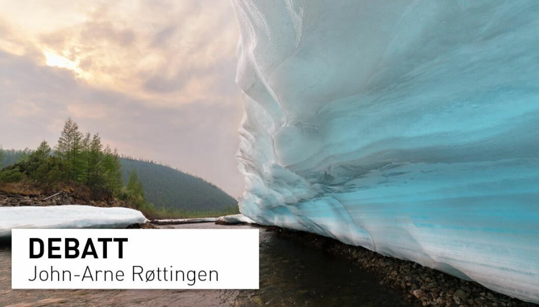 – Møter mellom forskere og allmennheten vil forhåpentligvis bidra til at mange utvikler et livslangt engasjement for forskning og for miljø. Å redde verden fra klimaendringene krever denne kombinasjonen, skriver John-Arne Røttingen. (Illustrasjonsfoto: Andrew Berezovsky / Shutterstock / NTB scanpix)