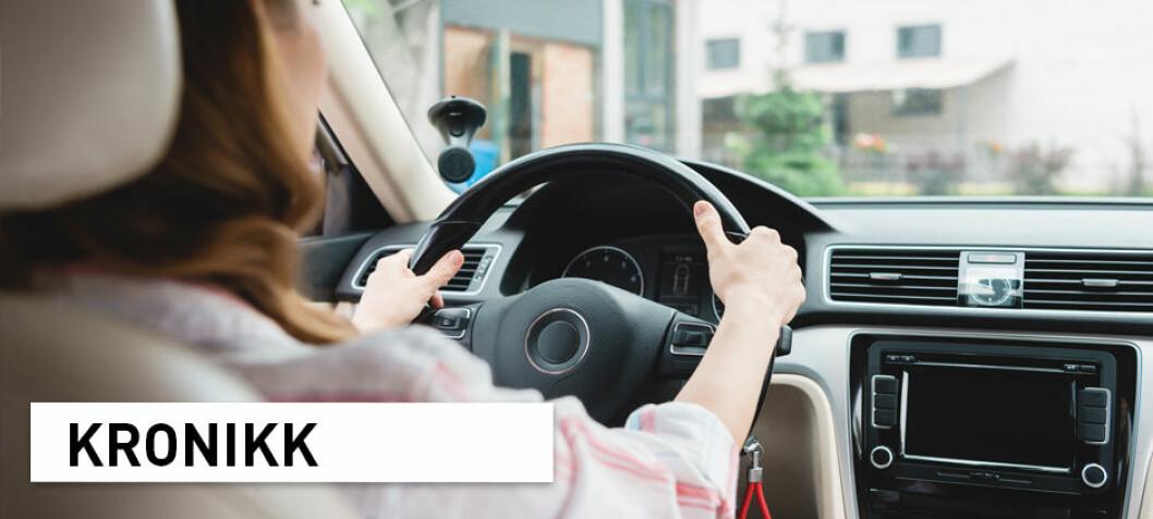 Hva skal til for at du lar bilen stå?