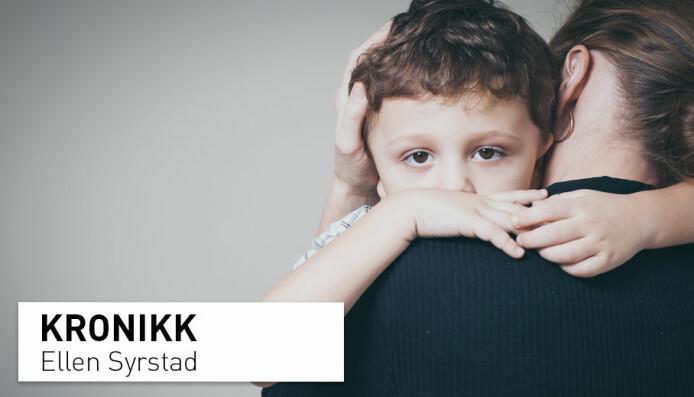 Foreldre forstår ikke hvorfor barna deres blir tatt fra dem