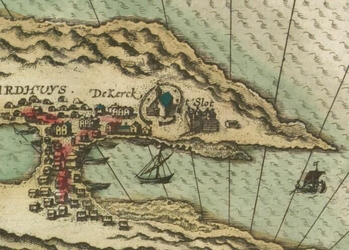 Skansen og Vardøhus: Norges nordlige middelalderborger