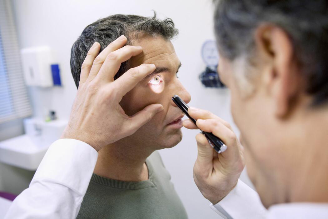 – En tredjedel av de som har diabetes har netthinneforandring. Én av ti har synstruende skader. Har du diabetes lenge nok, vil du før eller siden få netthinneforandringer, skriver Vibeke Sundling. (Illustrasjonsfoto: Shutterstock / NTB scanpix)