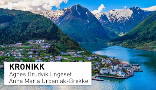 Dei kjem for norsk natur, men meiner kulturen er eit av høgdepunkta