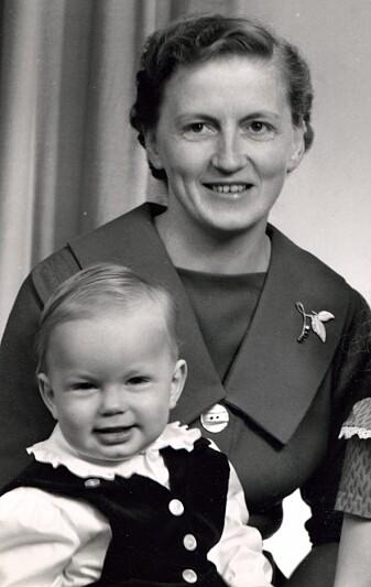 Borghild Marie Rekdal (1925-1988). Eller mer presist: Min Mamma og jeg.