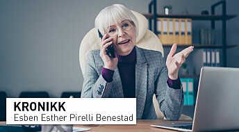 Ikke la deg lure til å jobbe etter fylte 70 år