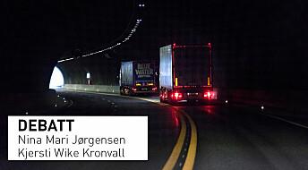 Statens vegvesen øker kunnskapen på rensing av tunnelvaskevann