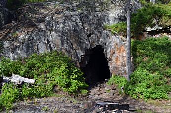 Forsker finner gull i Kongsberg