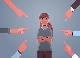 Psykisk helse: – Nei, vi må ikke snakke om det