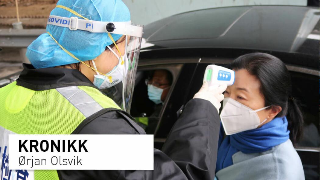 Kinesiske myndigheter har iverksatt strenge tiltak for å hindre spredningen av det nye coronaviruset. Men hvor dødelig er det egentlig? – Av de 26 som er bekreftet døde, er den yngste en kvinne på 48 år, som hadde diabetes og hadde et tidligere hjerneslag. De fleste andre hadde annen sykdom, inkludert kreft.  Gjennomsnittsalderen på de døde er nå 73 år, skriver professor Ørjan Olsvik.