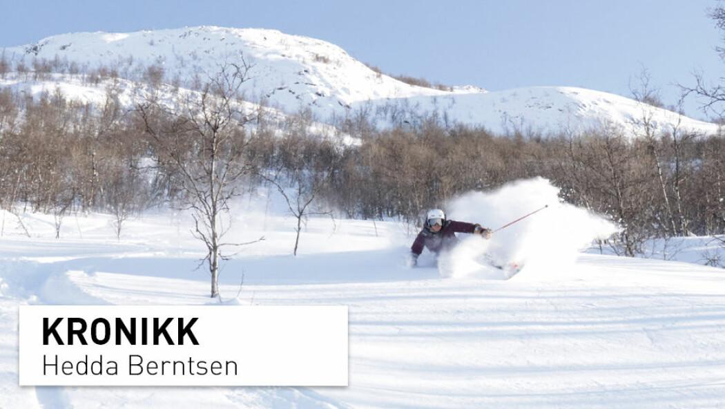 – Det kan være et blodslit å drive med idrett. Men hvis du klarer å gjøre det gøy, er det større sjanse for at du holder ut, skriver Hedda Berntsen. Forskeren, som selv er olympisk sølvmedaljevinner i skicross, mener du bør oppsøke gøy i treningen for å hindre at du slutter.