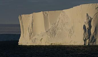 Isfrontene i Antarktis blokkerer varme havstrømmer