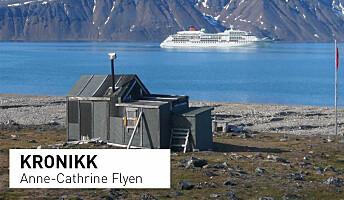 Vår polare kulturarv smuldrer opp