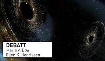 Skal fysikkelevane våre verkeleg ikkje lære om gravitasjonsbølgjer eller mørk materie?