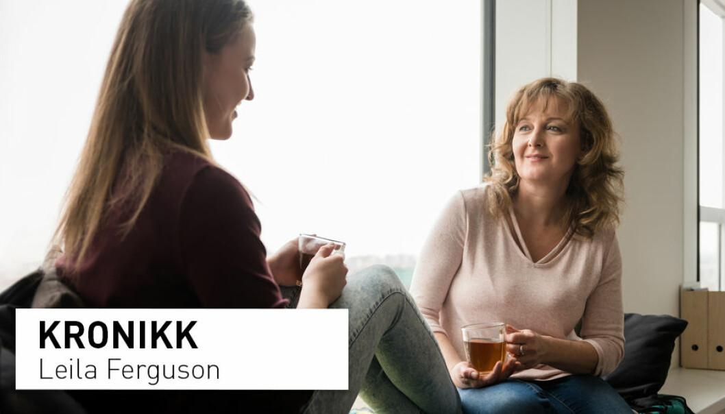 Med utgangspunkt i egen forskning, har Leila Ferguson utviklet noen tips om hvordan foreldre kan snakke om kildekritikk med barna sine.