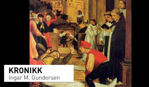 Farger moderne trusselbilder synet vårt på forhistorien?