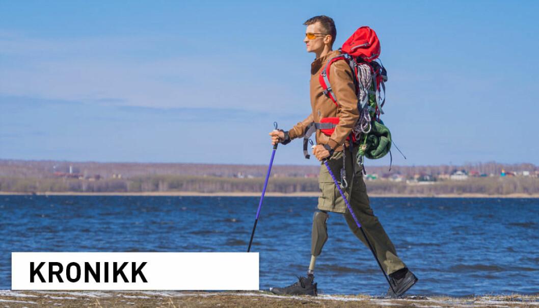 Norsk reiseliv syes å ha liten forståelse for at funksjonshemmede kan utgjøre en inntektsbringende målgruppe som faktisk aktiv søker opplevelser i nærmiljøet, skriver kronikkforfatterne.