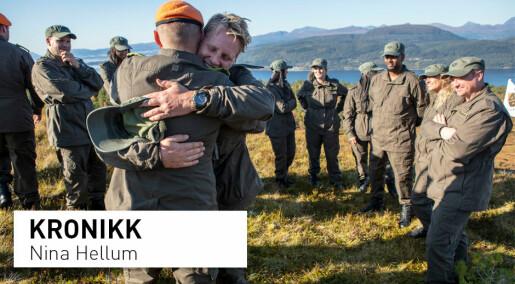 Militær kultur kan hjelpe oss å takle kriser