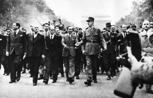Den tunge arven etter De Gaulle