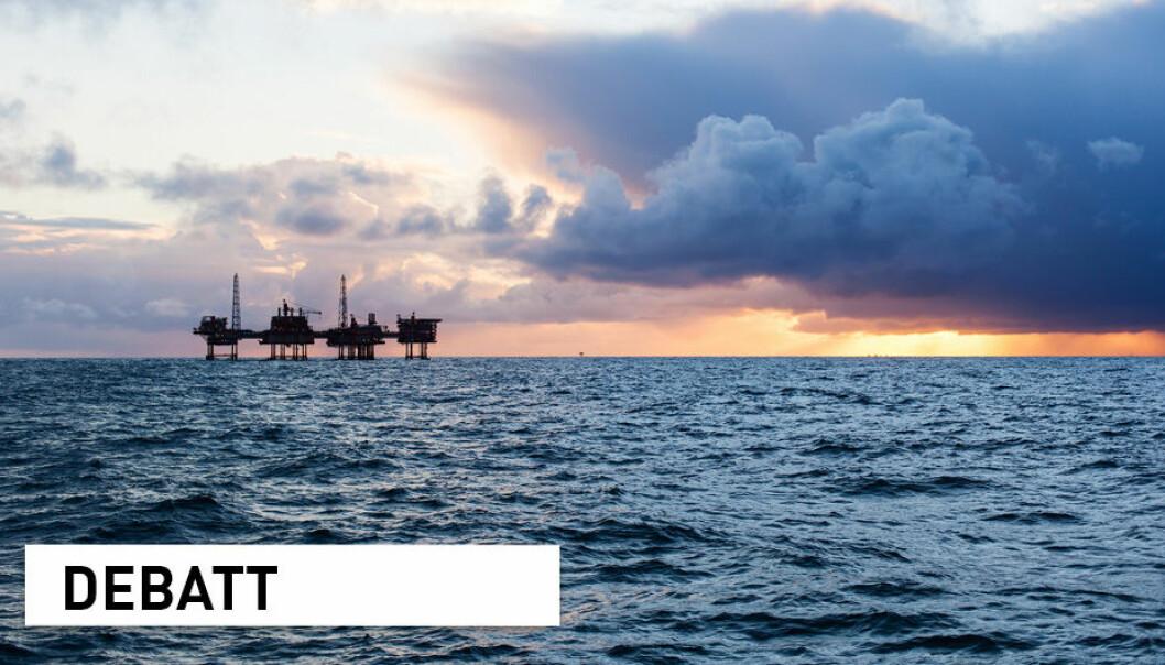 Tiltakene kan forhindre at samfunnet og det grønne skiftet får nyttiggjort kompetanse, teknologi og menneskelige ressurser som petroleumsindustrien i dag besitter.