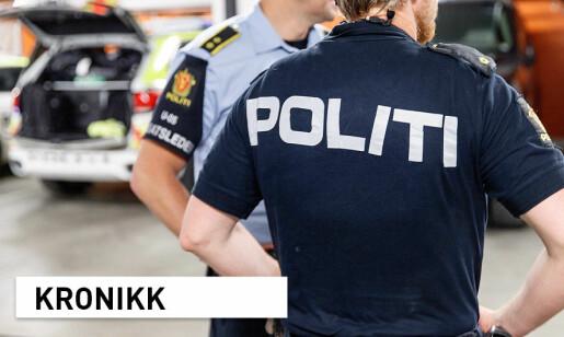 Når politiets gode intensjoner oppleves som mistenkeliggjøring