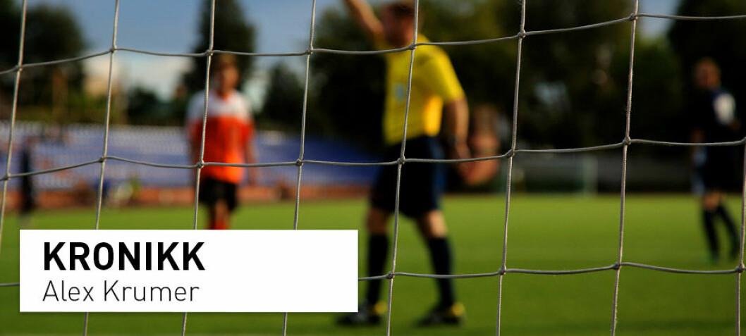 Idrettsforskning avslører skjult nasjonalisme
