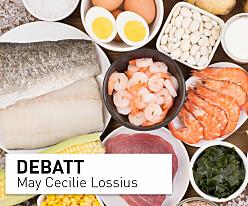Meieri, fisk og sjømat er de viktigste kildene til jod