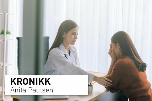 Sykepleiere må tørre å spørre kreftpasienter om seksuell helse