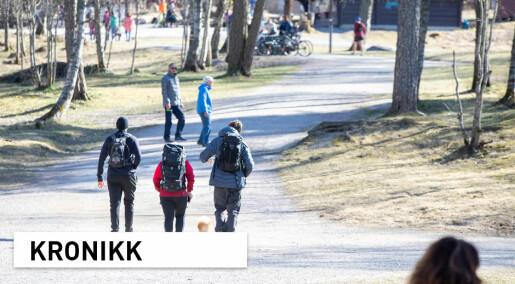 Hvordan påvirkes tilliten i det norske samfunnet av kriser?