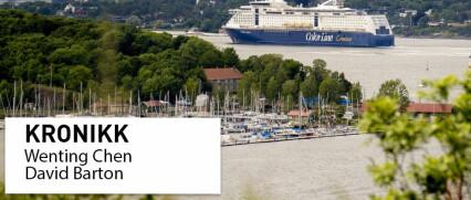Det blir dyrt om vi ikke tar oss råd til Oslofjorden
