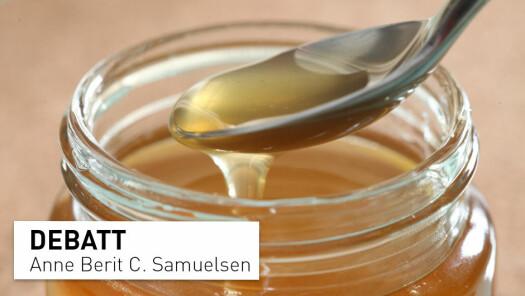 Upresist og potensielt helseskadelig om honning fra NRK
