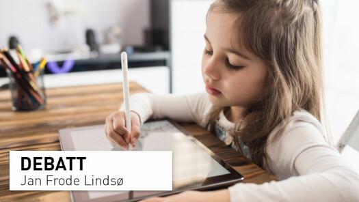 Blir barn smartere av å skrive for hånd?