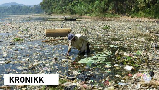 «Plast-elvene» i Asia spiller en nøkkelrolle i kampen mot plast i havet
