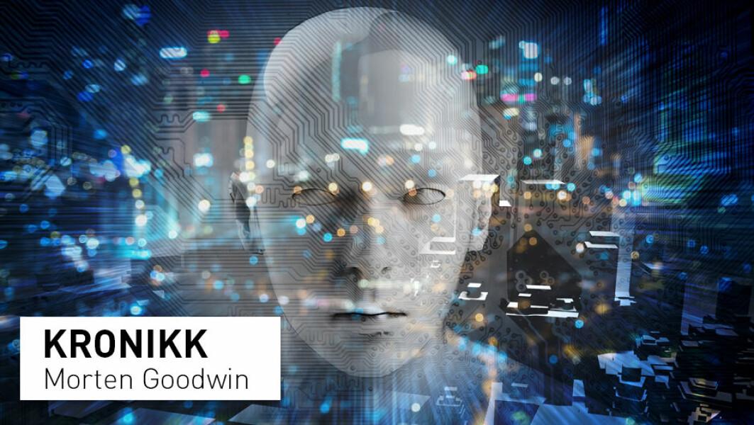– Når en kunstig intelligens diskriminer skyldes feilen alltid dataene vi har dyttet i den. Ofte er det vi mennesker som har oppført oss dårlig og deretter gitt informasjonen videre til dataprogrammene, skriver Morten Goodwin.