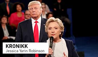 Skandinaver tvitret mer om USA-valget i 2016 enn russiske troll