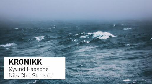 Krever vi mer av havet, vil det kreve mer av oss