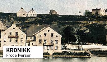Ny teori om navnet Stavanger: En for lengst glemt kampestein på en bergrygg bak byen, kan være nøkkelen