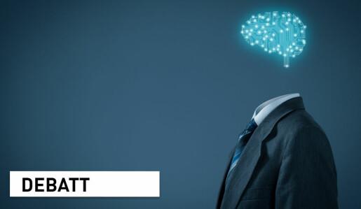 For enkelt om kunstig intelligens: – Diskriminerende og fordomsfull AI er ikke alltid lett å løse