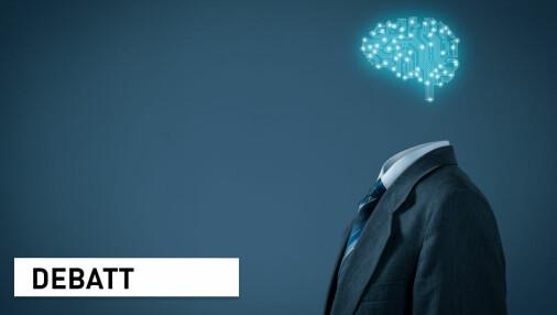 For enkelt om kunstig intelligens:– Diskriminerende og fordomsfull AI er ikke alltid lett å løse