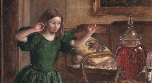 Knuste sparegriser og lommepenger i barnelitteraturen på 1700-tallet