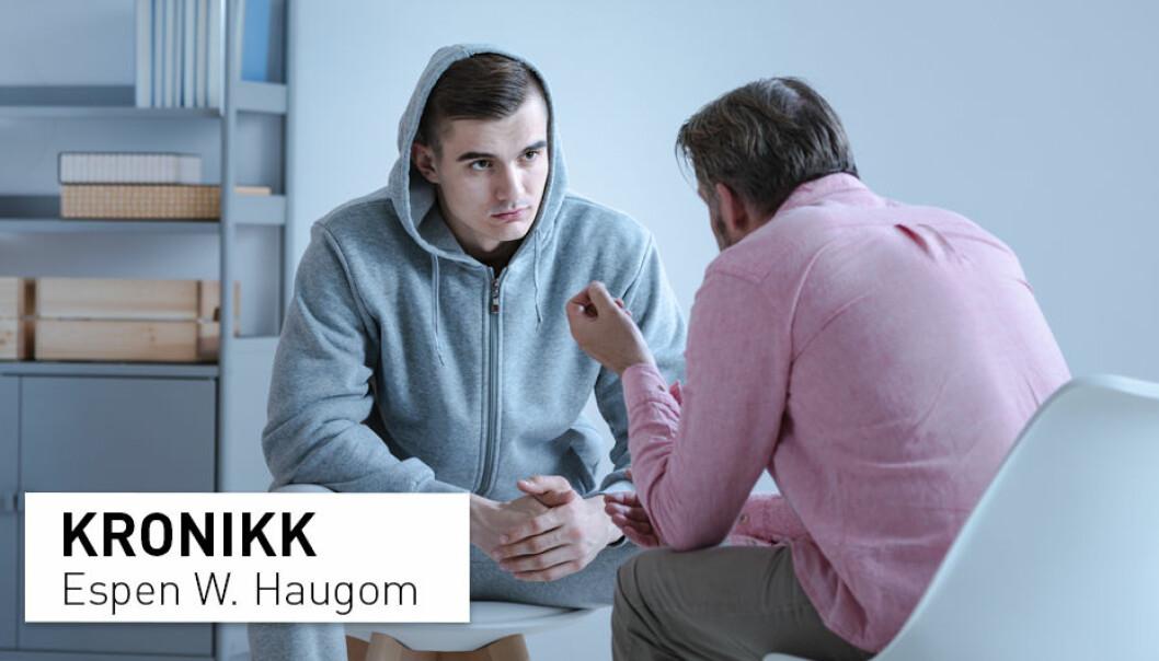 – Pasienter med psykoselidelser ønsker å være involvert i valg av behandling. Samvalg hviler på en allmenngyldig etisk regel om at selvstendige voksne mennesker har rett til å bestemme selv, skriver Espen W. Haugom.