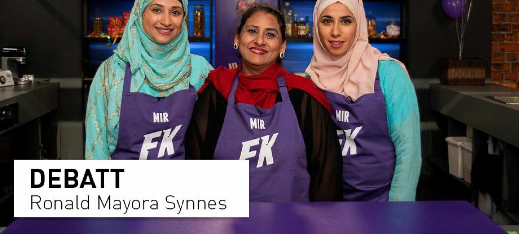 Derfor bruker unge, norske kvinner hijab