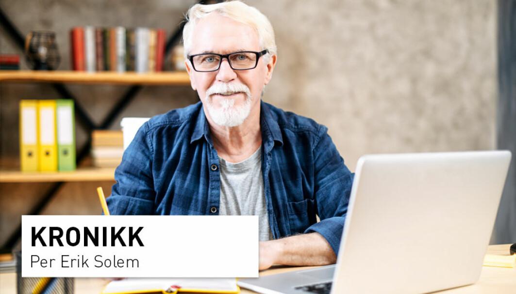 Arbeidslivet trenger ikke eldre bare fordi de er mange, men også fordi de har kunnskaper, ekspertise og erfaringer som trengs. Det er flere gode grunner til å heve aldersgrensa i staten og liten fare for uheldige konsekvenser, skriver kronikkforfatteren.