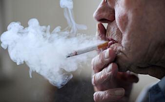 Middelaldrende røyker mest – unge snuser mest