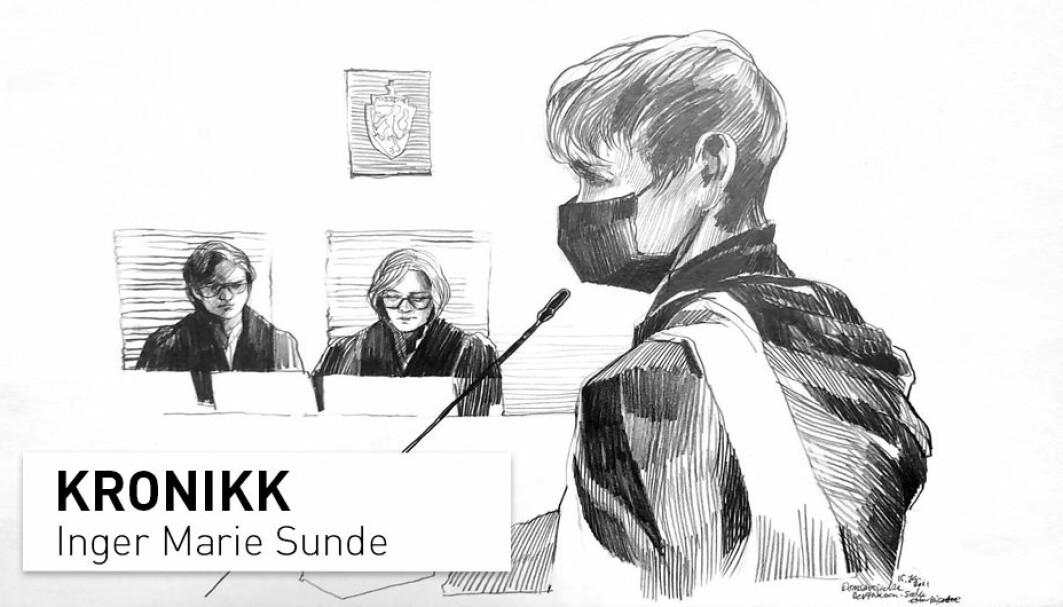Professor Inger Marie Sunde ved Politihøgskolen har gjennomgått dommen mot Laila Anita Bertheussen og vurdert hvilken betydning moderne elektroniske spor har hatt for domfellelsen. Hun ser muligheter for et annet utfall om saken skjedde for flere år siden, men ikke bare fordi de elektroniske sporene har blitt mer avanserte.