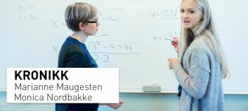 Matematikkfaget i endring, var alt så mye bedre før?